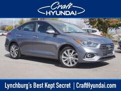 2019 Hyundai Accent Limited Sedan 3KPC34A31KE051778