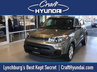 Bargain Used 2017 Kia Soul Hatchback for sale near you in Lynchburg, VA