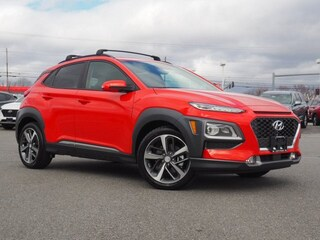 New 2020 Hyundai Kona Ultimate SUV KM8K5CA59LU521684 for sale near you in Lynchburg, VA