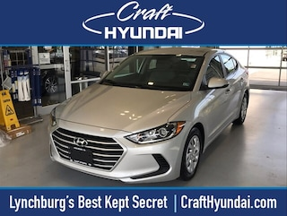 Bargain Used 2017 Hyundai Elantra SE Sedan for sale near you in Lynchburg, VA