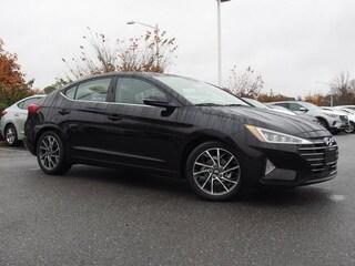 New 2019 Hyundai Elantra Limited Sedan 5NPD84LF0KH415729 for sale near you in Lynchburg, VA