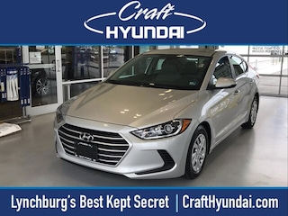 Used 2017 Hyundai Elantra SE Sedan for sale near you in Lynchburg, VA