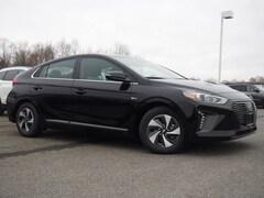 2019 Hyundai Ioniq Hybrid SEL Hatchback KMHC75LC4KU123898