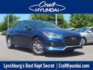 New 2019 Hyundai Sonata SE Sedan 5NPE24AF3KH788563 for sale near you in Lynchburg, VA