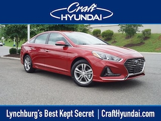 New 2018 Hyundai Sonata SEL Sedan for sale near you in Lynchburg, VA