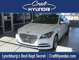 Used 2016 Hyundai Genesis 3.8 (A8) Sedan for sale near you in Lynchburg, VA