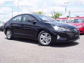 New 2020 Hyundai Elantra SEL Sedan KMHD84LF6LU894886 for sale near you in Lynchburg, VA