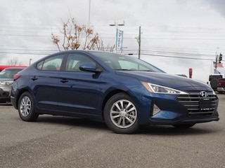 New 2020 Hyundai Elantra ECO Sedan 5NPD94LA3LH565305 for sale near you in Lynchburg, VA