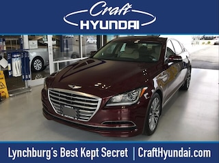 Used 2016 Hyundai Genesis 3.8 (A8) Sedan for sale near you in Lynchburg, VA