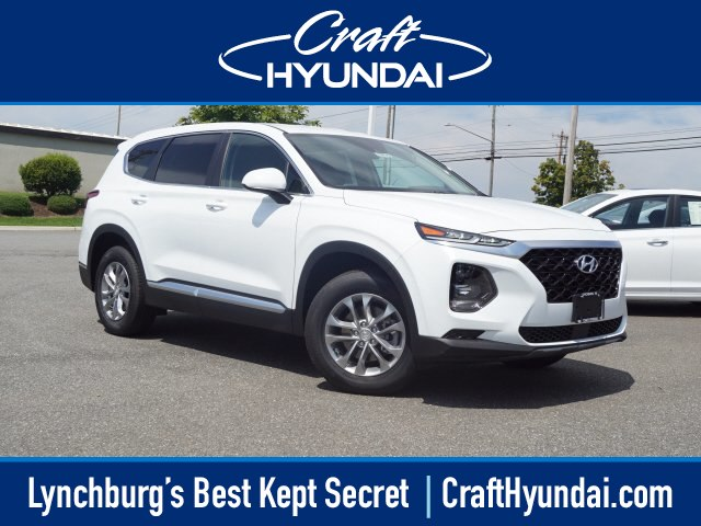 Featured New 2019 Hyundai Santa Fe SE 2.4 SUV for sale near you in Lynchburg, VA