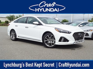 New 2018 Hyundai Sonata Limited 2.0T Sedan 5NPE34AB4JH699948 for sale near you in Lynchburg, VA