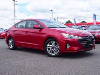 New 2020 Hyundai Elantra Value Edition Sedan KMHD84LF2LU905057 for sale near you in Lynchburg, VA