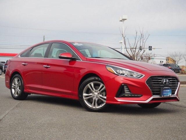 Featured Pre-Owned 2018 Hyundai Sonata SE Sedan for sale near you in Lynchburg, VA