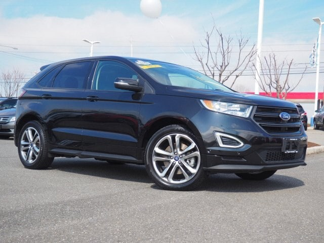 Featured Pre-Owned 2015 Ford Edge Sport SUV for sale near you in Lynchburg, VA