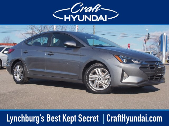 Featured New 2019 Hyundai Elantra SEL Sedan for sale near you in Lynchburg, VA