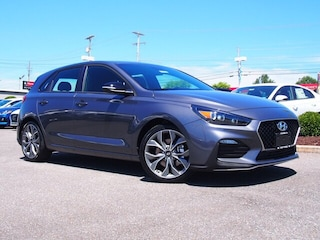 New 2019 Hyundai Elantra GT N Line Hatchback KMHH55LC9KU108759 for sale near you in Lynchburg, VA