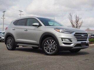 New 2020 Hyundai Tucson Limited SUV KM8J3CALXLU223659 for sale near you in Lynchburg, VA