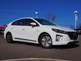 New 2020 Hyundai Ioniq Hybrid SE Hatchback KMHC75LC4LU189160 for sale near you in Lynchburg, VA
