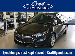 Used 2017 Chevrolet Cruze LT Auto Sedan for sale near you in Lynchburg, VA