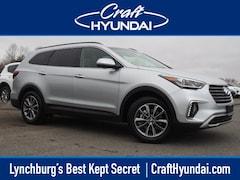 2019 Hyundai Santa Fe XL SE SUV KM8SN4HF8KU306803