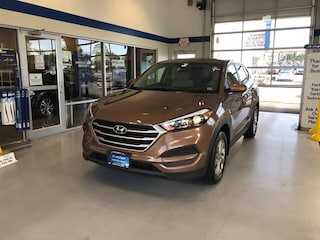 Certified Pre-Owned 2017 Hyundai Tucson SE SUV for sale near you in Lynchburg, VA