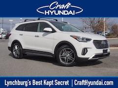 2019 Hyundai Santa Fe XL Limited Ultimate SUV KM8SR4HF4KU305569