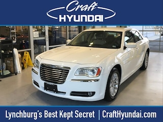 Bargain Used 2013 Chrysler 300 Base Sedan for sale near you in Lynchburg, VA