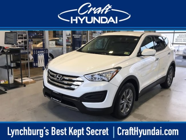 Used vehicle 2016 Hyundai Santa Fe Sport 2.4L SUV for sale near you in Lynchburg, VA