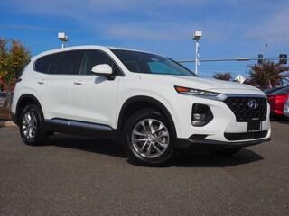 New 2020 Hyundai Santa Fe SE 2.4 SUV 5NMS2CADXLH193347 for sale near you in Lynchburg, VA