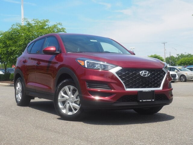 Featured New 2019 Hyundai Tucson SE SUV KM8J2CA45KU009866 for sale near you in Lynchburg, VA