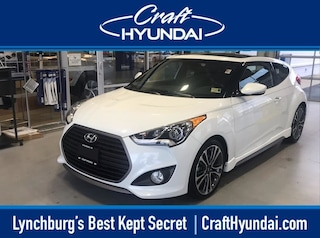Used 2016 Hyundai Veloster Turbo Hatchback for sale near you in Lynchburg, VA
