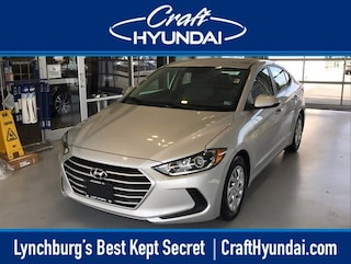 Bargain Used 2017 Hyundai Elantra SE Sedan for sale near you in Lynchburg, VA