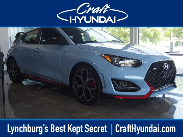 2019 Hyundai Veloster For Sale in Lynchburg VA | Craft Hyundai