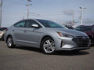 New 2020 Hyundai Elantra SEL Sedan KMHD84LF4LU062494 for sale near you in Lynchburg, VA