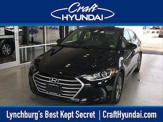 Certified Pre-Owned 2018 Hyundai Elantra Value Edition Sedan for sale near you in Lynchburg, VA
