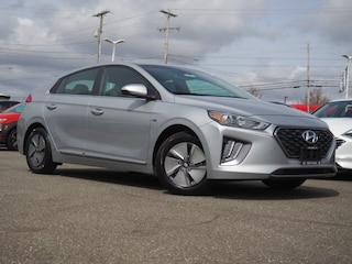 New 2020 Hyundai Ioniq Hybrid SE Hatchback KMHC75LC6LU209957 for sale near you in Lynchburg, VA
