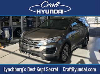 Certified Pre-Owned 2016 Hyundai Santa Fe Sport 2.4L SUV for sale near you in Lynchburg, VA