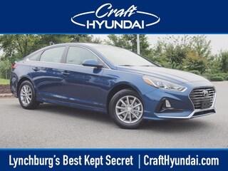 New 2019 Hyundai Sonata SE Sedan 5NPE24AFXKH737982 for sale near you in Lynchburg, VA