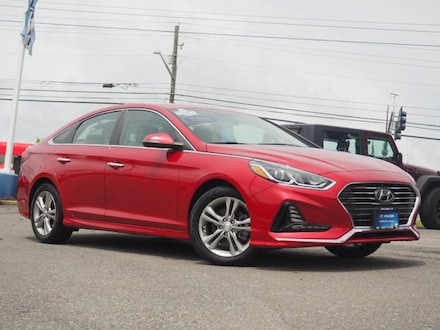 Featured Pre-Owned 2018 Hyundai Sonata SEL Sedan for sale near you in Lynchburg, VA