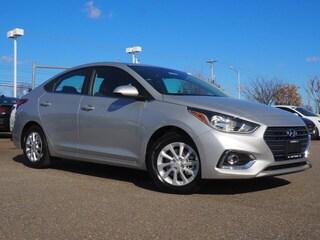 New 2020 Hyundai Accent SEL Sedan 3KPC24A63LE107119 for sale near you in Lynchburg, VA