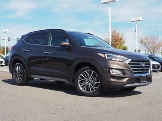 New 2020 Hyundai Tucson Ultimate SUV KM8J33ALXLU124355 for sale near you in Lynchburg, VA