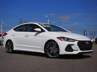 Used 2017 Hyundai Elantra Sport Sedan for sale near you in Lynchburg, VA