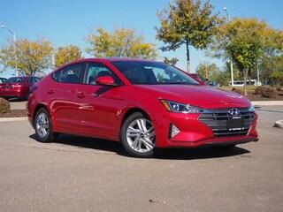 New 2020 Hyundai Elantra Value Edition Sedan 5NPD84LF6LH538615 for sale near you in Lynchburg, VA