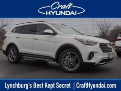 2019 Hyundai Santa Fe XL Limited Ultimate SUV KM8SRDHF3KU302419