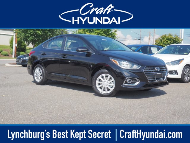 Featured New 2019 Hyundai Accent SEL Sedan for sale near you in Lynchburg, VA