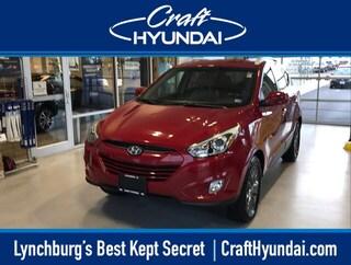 Bargain Used 2015 Hyundai Tucson SE SUV for sale near you in Lynchburg, VA