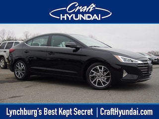 new Hyundai vehicles 2019 Hyundai Elantra Limited Sedan for sale near you in Lynchburg, VA