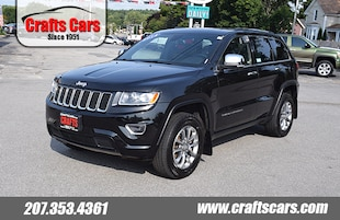 2014 Jeep Grand Cherokee Limited 4x4 - Leather - Sunroof  SUV