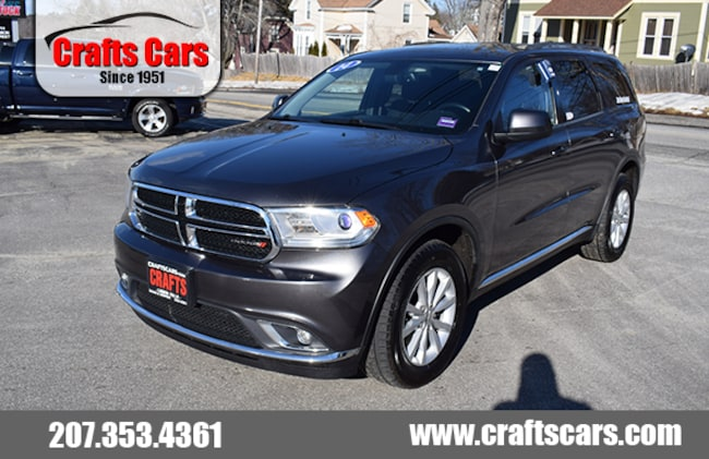 2014 Dodge Durango SXT - Sunroof - NAV - AWD SUV