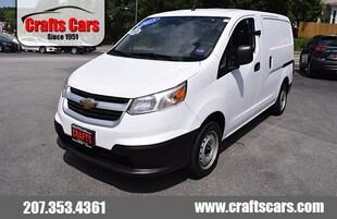 2015 Chevrolet City Express LT  Van